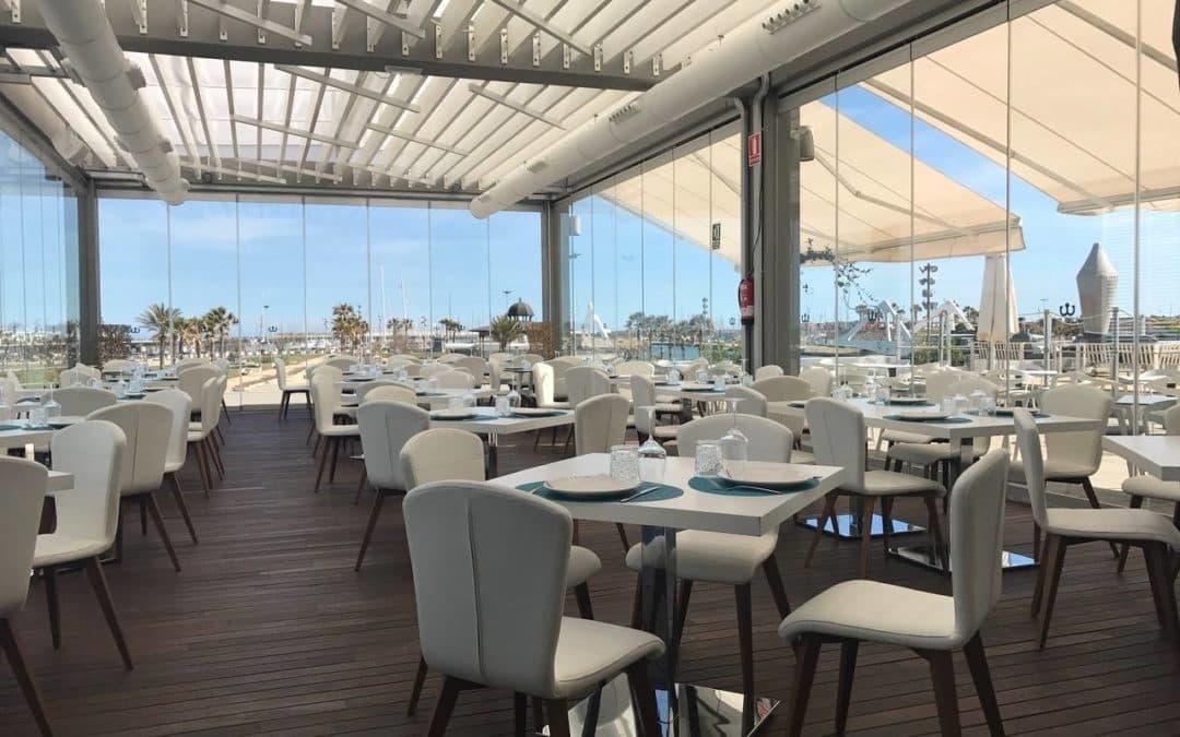 Nuevo estilo en el Restaurante La Marina de Valencia