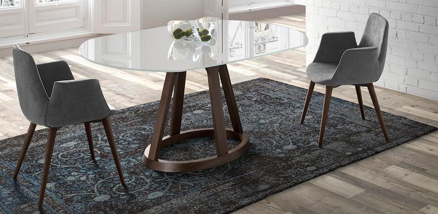 Guía para elegir los muebles del comedor