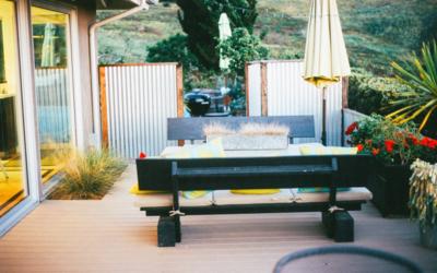 Ahora que llega el buen tiempo, decora tu balcón o terraza con estilo