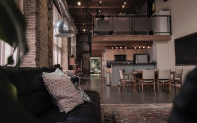 5 tips para decorar un loft ya sea grande o pequeño