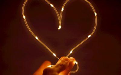 Una decoración especial para el día más romántico del año