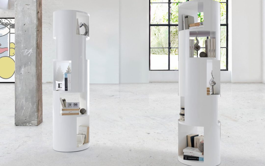 Estanterías de diseño para completar tu hogar