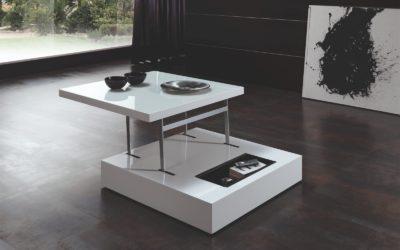 Las mesas auxiliares, las aliadas de tus espacios