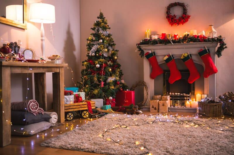 Cómo conseguir una decoración navideña perfecta en tu hogar